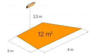 Lampa grzewcza 2 - Nowhal