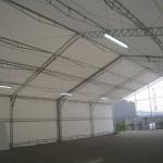hala namiotowa 15m x 25m zdjęcie 3