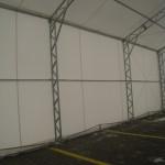 hala namiotowa 6m x 17m zdjęcie M1